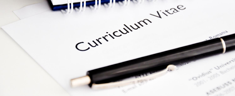 Image of CV